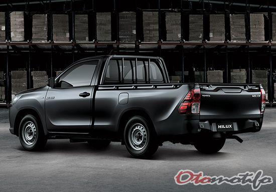 Spesifikasi Toyota Hilux Single Cabin
