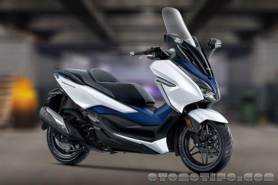 Spesifikasi dan Harga Honda Forza 250 Terbaru