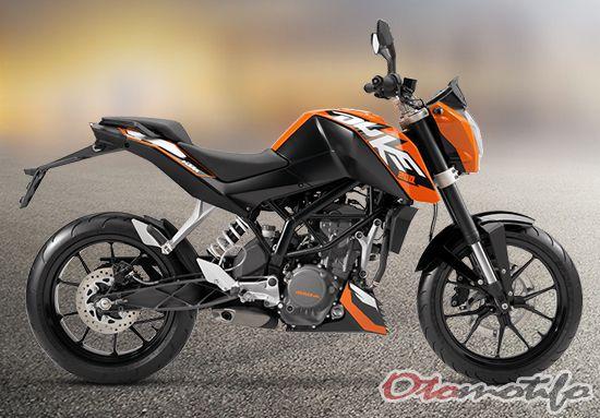 Spesifikasi dan Harga KTM Duke 200