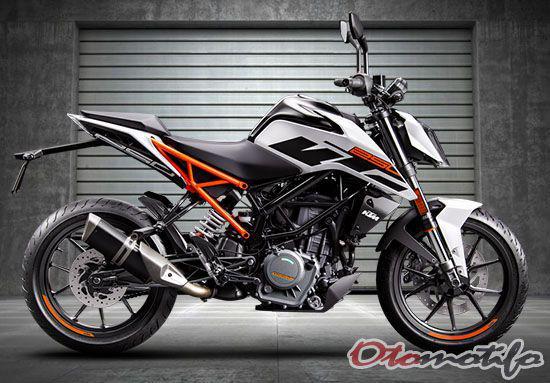 Spesifikasi dan Harga KTM Duke 250