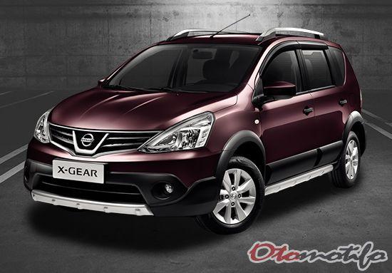 Spesifikasi dan Harga Mobil Grand Livina