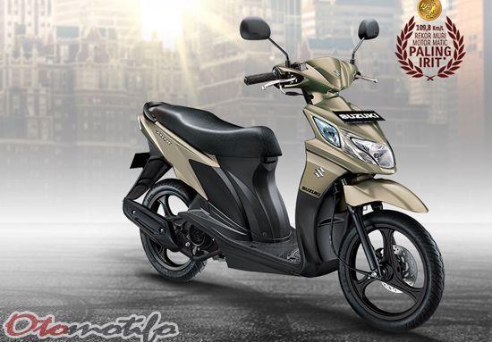 Spesifikasi dan Harga Suzuki Nex