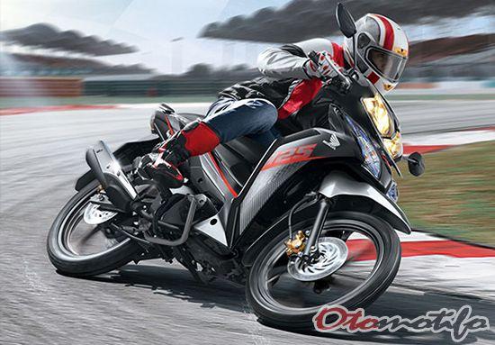 Desain Honda Blade 125 FI