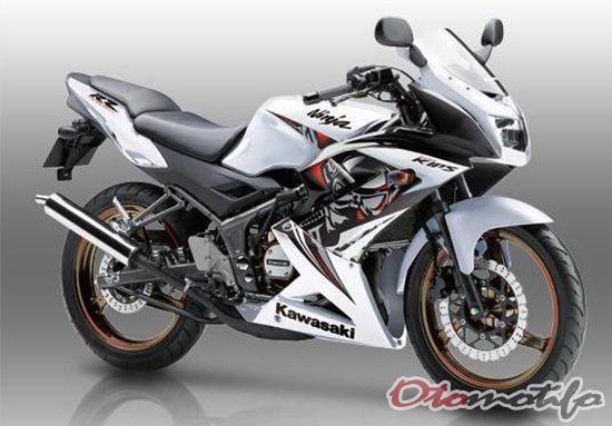 Desain Kawasaki Ninja RR