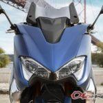 Desain Motor Yamaha TMAX DX
