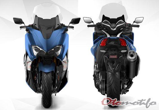 Desain Yamaha TMAX DX
