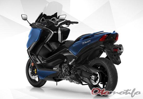 Fitur Yamaha TMAX DX