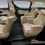 Gambar Interior Mobil Toyota Alphard