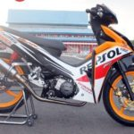 Gambar Modifikasi Honda Blade 125 FI