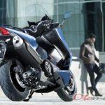 Gambar Motor Yamaha TMAX 2018