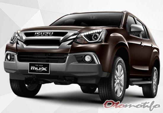 Harga Mobil Isuzu Mu-X