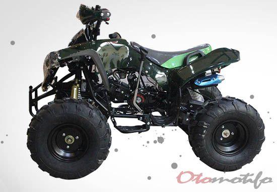 Harga Motor ATV BeeHappy Romca 110