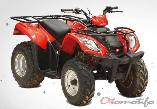 Harga Motor ATVKymco MXU 150