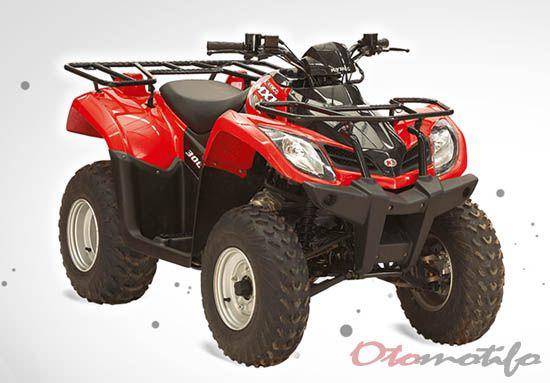 Harga Motor ATVKymco MXU 300