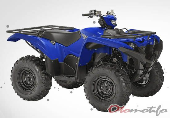 Harga Motor ATV Yamaha Grizzly 700 FI