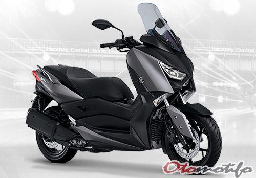 Harga Motor Matic 250cc