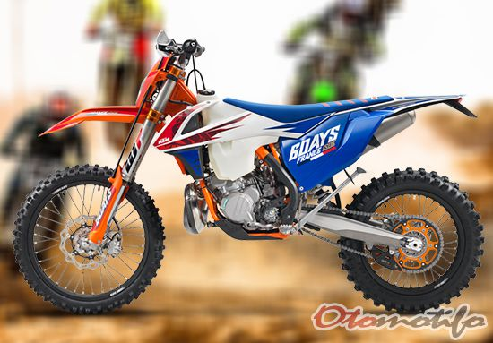 Harga Motor Trail KTM 250 EXC TPI Six Days