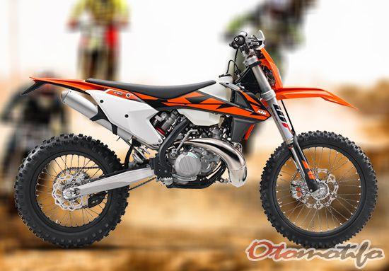 Harga Motor Trail KTM 250 EXC TPI