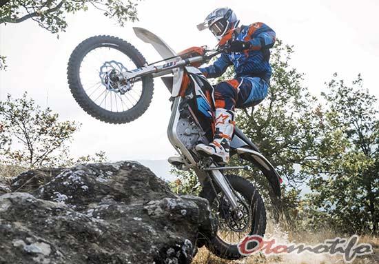 Harga Motor Trail KTM Listrik