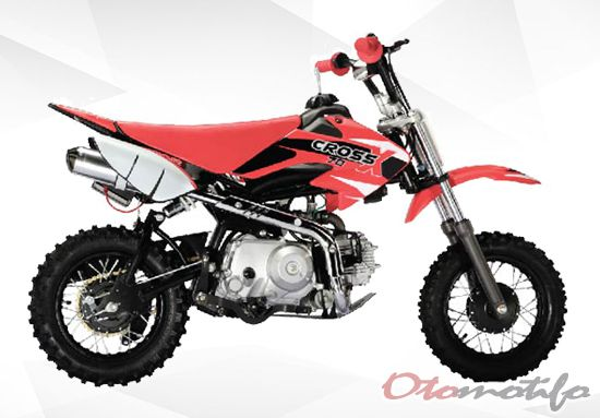Harga Motor Trail Viar Cross X 70 Mini Trail
