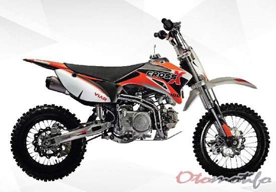 Harga Viar Cross X 100 Mini Trail