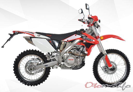 Harga Viar Cross X 250 ES