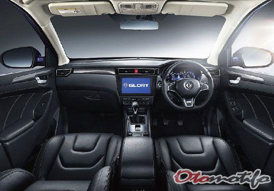 Interior DFSK Glory 580