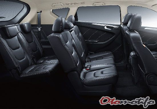 Interior Mobil DFSK Glory 580