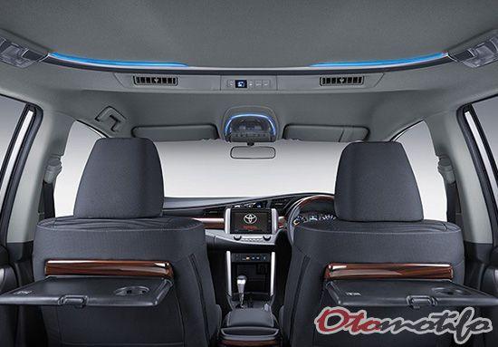 Interior Toyota Kijang Innova