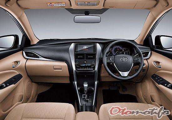 Interior Toyota Vios 2018