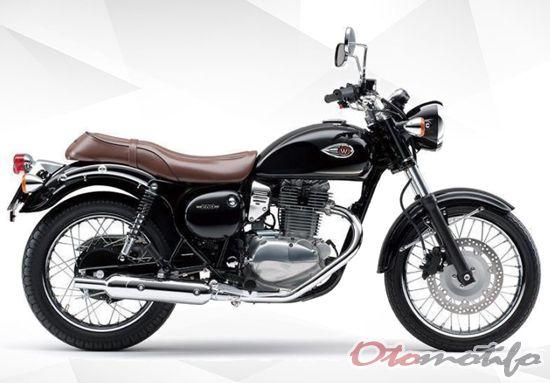Desain Kawasaki W250