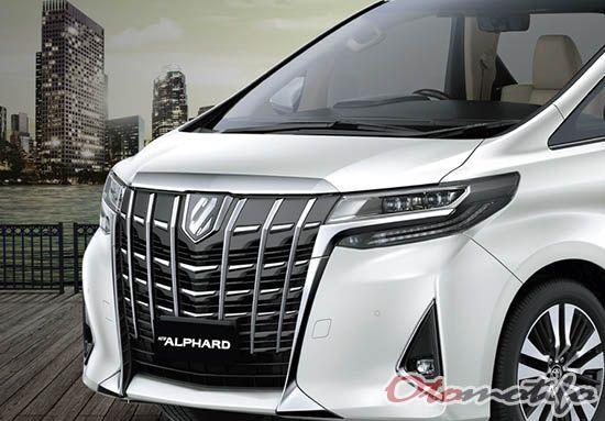 Performa Toyota Alphard