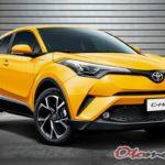 Performa Toyota CHR