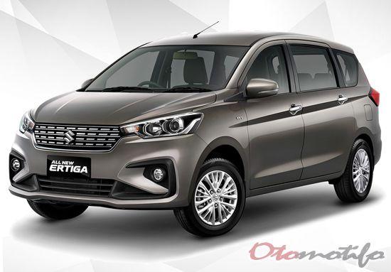 Spesifikasi dan Harga All New Suzuki Ertiga