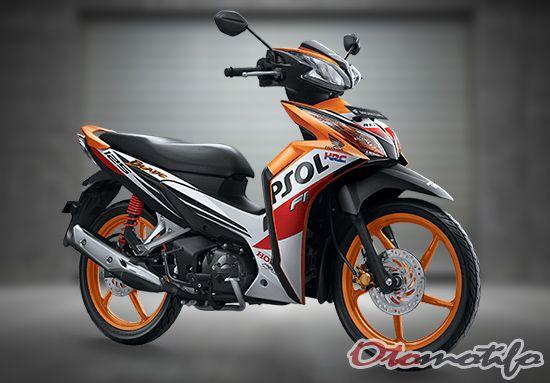 Spesifikasi dan Harga Honda Blade 125 FI