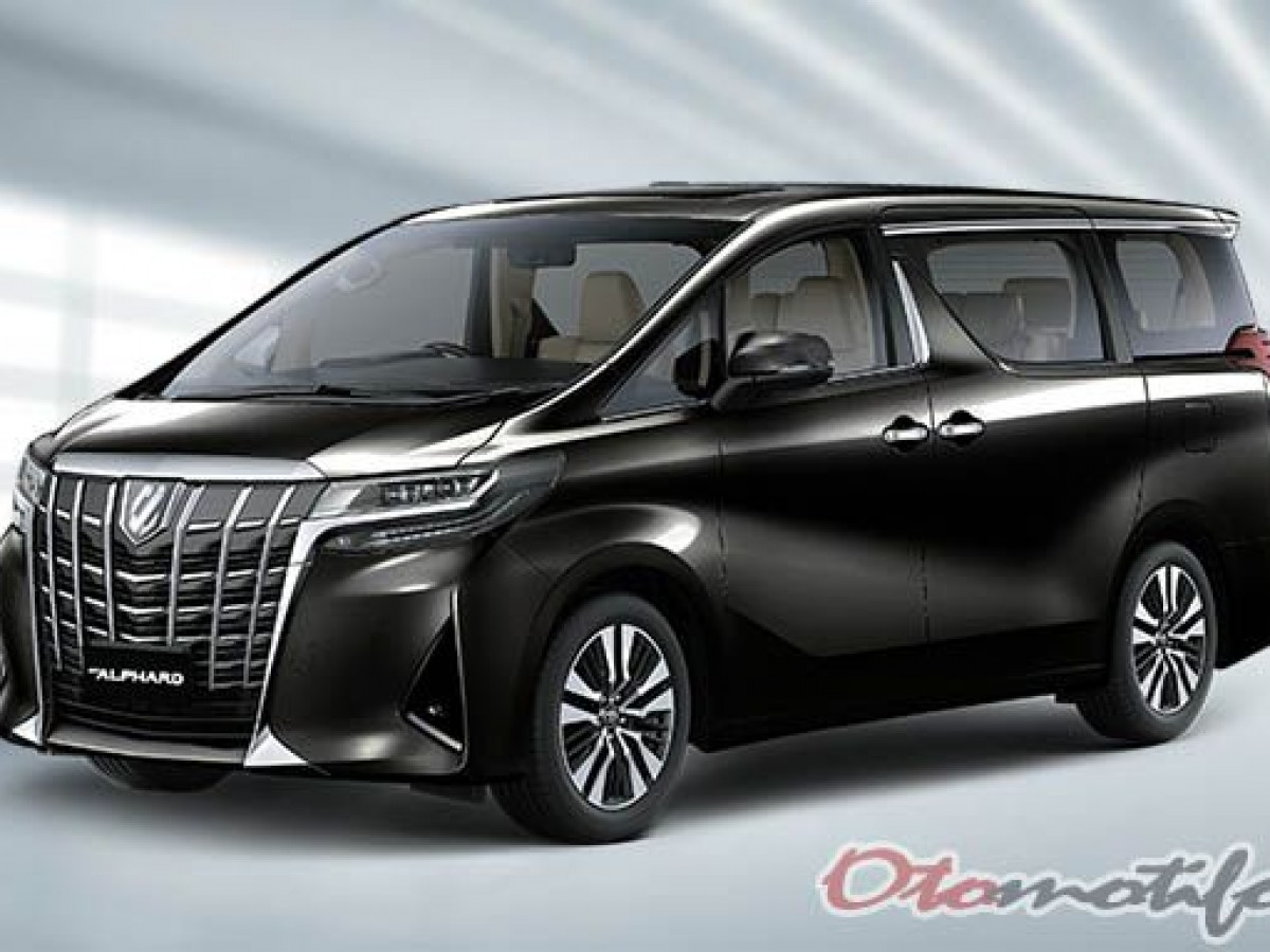 Harga Toyota Alphard 2021 Review Spesifikasi Gambar Otomotifo