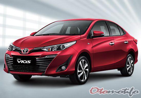 Spesifikasi dan Harga Toyota Vios