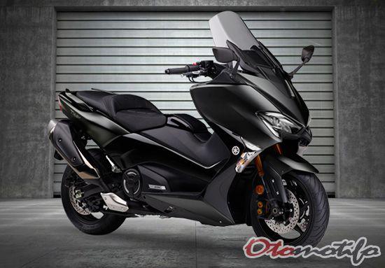 Spesifikasi dan Harga Yamaha TMAX DX