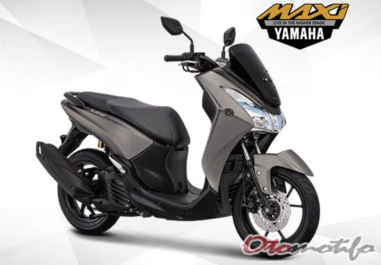 Yamaha Lexi S Matte Grey
