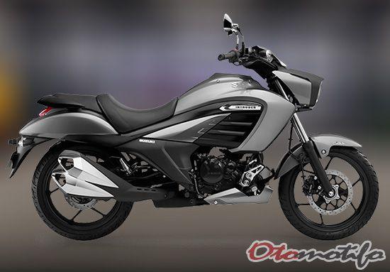 Desain Suzuki Intruder 150