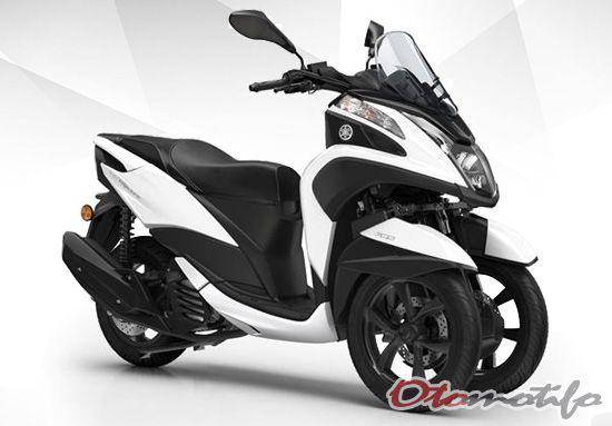Desain Yamaha Tricity 155