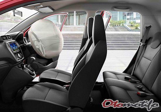 Fitur All New Datsun Go