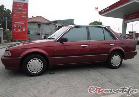Ford Laser th 87