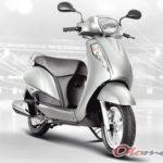 Foto Motor Suzuki Access 125 Silver