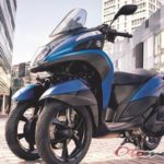 Foto Yamaha Tricity 155