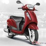 Gambar Motor Suzuki Access 125 Merah