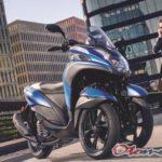 Gambar Motor Yamaha Tricity 155