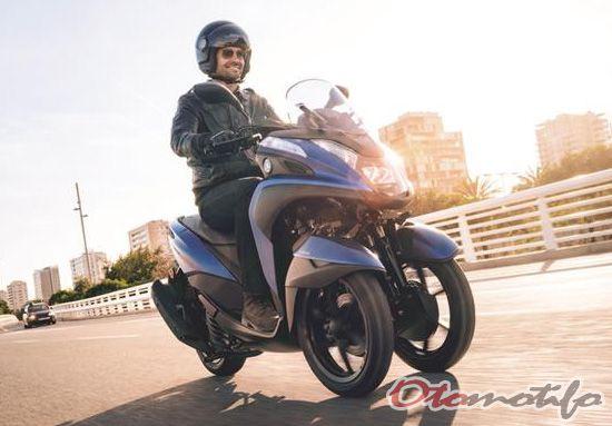 Gambar Yamaha Tricity 155