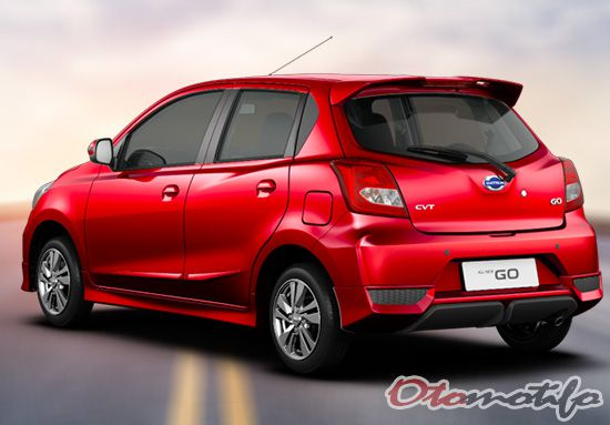 Harga All New Datsun Go