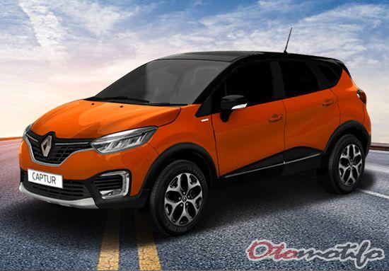 Harga Mobil Renault Captur